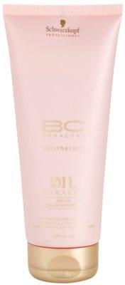 Schwarzkopf Professional BC Bonacure Oil Miracle Rose Oil маслен шампоан за третирана коса и скалп