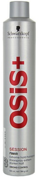 Schwarzkopf Professional Osis+ Session Finish Haarlack extra starke Fixierung