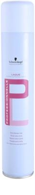 Schwarzkopf Professional PL lak na vlasy extra silné zpevnění