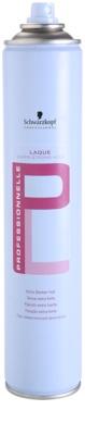 Schwarzkopf Professional PL laca de cabelo fixação extra forte 1