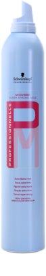 Schwarzkopf Professional PM espuma para el cabello fijación extra fuerte