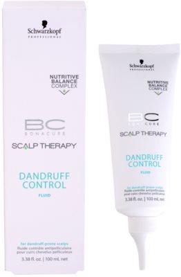 Schwarzkopf Professional BC Bonacure Scalp Therapy fluid anti-matreata hidratant si calmant 1