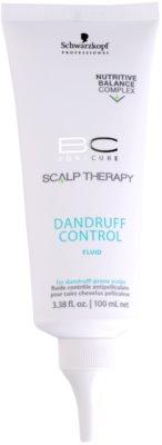 Schwarzkopf Professional BC Bonacure Scalp Therapy zklidňující a hydratační fluid proti lupům