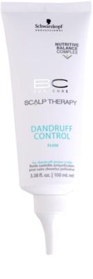 Schwarzkopf Professional BC Bonacure Scalp Therapy заспокоюючий та зволожуючий флюїд проти лупи