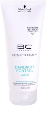 Schwarzkopf Professional BC Bonacure Scalp Therapy šampon proti lupům