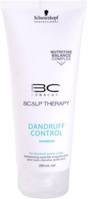 Schwarzkopf Professional BC Bonacure Scalp Therapy šampon proti prhljaju