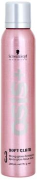 Schwarzkopf Professional Osis+ Soft Glam lak za lase za volumen in sijaj