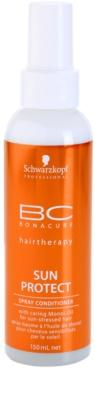 Schwarzkopf Professional BC Bonacure Sun Protect odżywka w sprayu do włosów narażonych na szkodliwe działanie promieni słonecznych