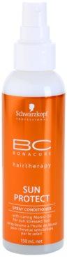 Schwarzkopf Professional BC Bonacure Sun Protect acondicionador en spray para cabello maltratado por el sol 1
