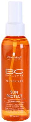 Schwarzkopf Professional BC Bonacure Sun Protect bleščeče olje za lase izpostavljene soncu