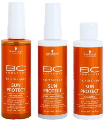 Schwarzkopf Professional BC Bonacure Sun Protect Kosmetik-Set  II.