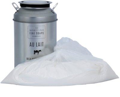 Scottish Fine Soaps Au Lait polvo de leche para baño con manzanilla 1