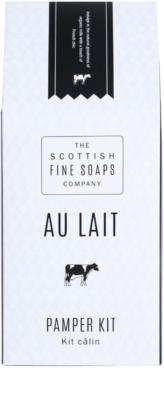 Scottish Fine Soaps Au Lait kozmetika szett I. 2