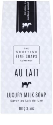 Scottish Fine Soaps Au Lait Luxusseife 2