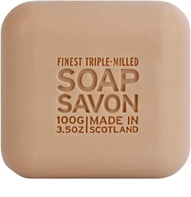 Scottish Fine Soaps Cinnamon Săpun de lux în borcan de metal 1