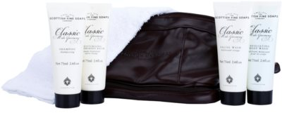 Scottish Fine Soaps Classic Male Grooming Geschenkset