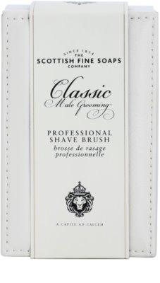 Scottish Fine Soaps Classic Male Grooming štětka na holení pro muže 2
