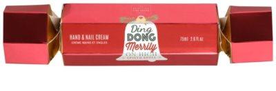Scottish Fine Soaps Ding Dong Merrily крем для рук та нігтів 1