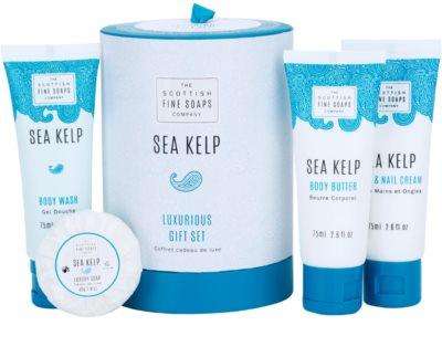 Scottish Fine Soaps Sea Kelp Kosmetik-Set  I. 1