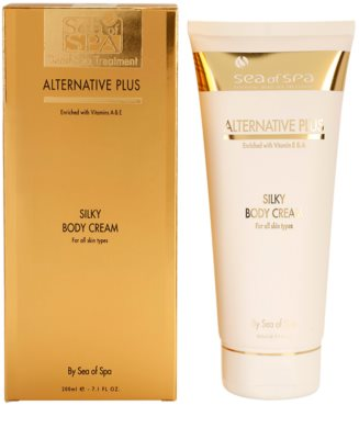 Sea of Spa Alternative Plus crema de corp 1