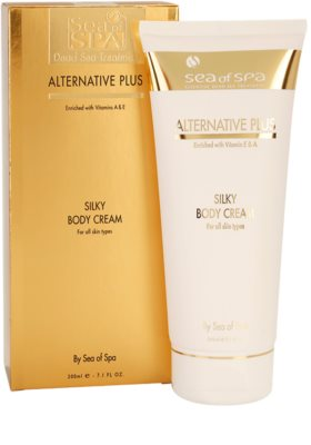 Sea of Spa Alternative Plus crema de corp 2