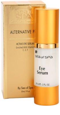 Sea of Spa Alternative Plus aktív szérum a szem köré 3