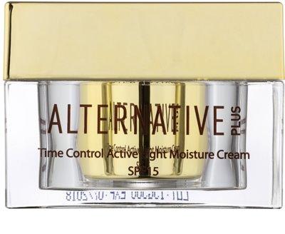 Sea of Spa Alternative Plus легкий активний крем зі зволожуючим ефектом