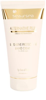 Sea of Spa Alternative Plus crema de manos con protección intensiva