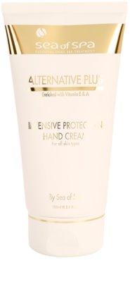 Sea of Spa Alternative Plus intenzivní ochranný krém na ruce