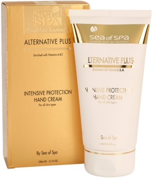 Sea of Spa Alternative Plus crema de manos con protección intensiva 2