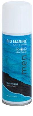 Sea of Spa Bio Marine espuma de barbear para homens