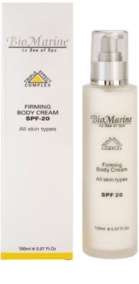 Sea of Spa Bio Marine krema za učvrstitev kože za vse tipe kože 2