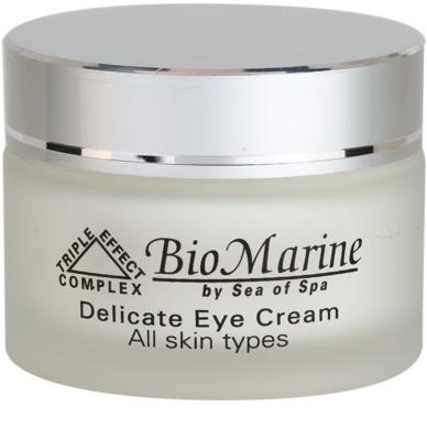 Sea of Spa Bio Marine sanfte Augencreme für alle Hauttypen
