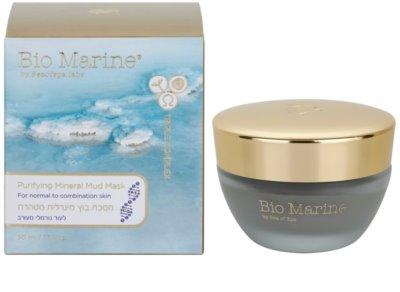 Sea of Spa Bio Marine mascarilla limpiadora de barro mineral 2