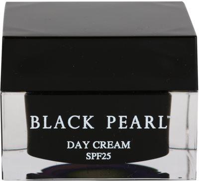 Sea of Spa Black Pearl crema de día antiarrugas  para pieles secas y muy secas