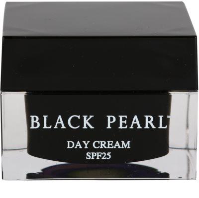 Sea of Spa Black Pearl krem przeciwzmarszczkowy na dzień do skóry suchej i bardzo suchej