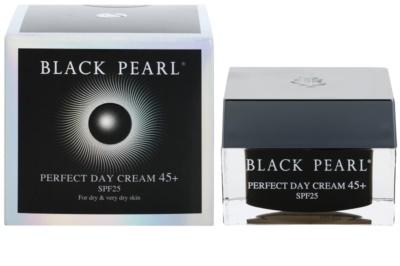 Sea of Spa Black Pearl Feuchtigkeitsspendende Tagescreme 45+ 2