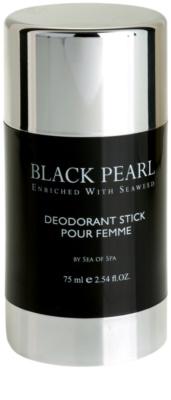 Sea of Spa Black Pearl trdi dezodorant za ženske