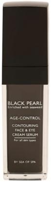 Sea of Spa Black Pearl Hautcreme für Gesicht und Augenpartien