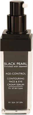 Sea of Spa Black Pearl Hautcreme für Gesicht und Augenpartien 1