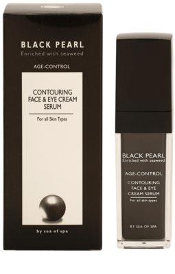 Sea of Spa Black Pearl Hautcreme für Gesicht und Augenpartien 2