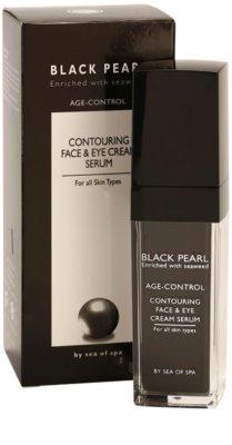 Sea of Spa Black Pearl Hautcreme für Gesicht und Augenpartien 3