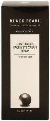 Sea of Spa Black Pearl Hautcreme für Gesicht und Augenpartien 4