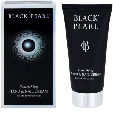 Sea of Spa Black Pearl nährende Crem für Hände und Fingernägel 1
