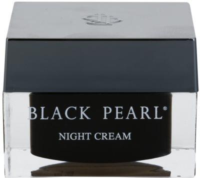 Sea of Spa Black Pearl crema de noapte pentru contur pentru toate tipurile de ten