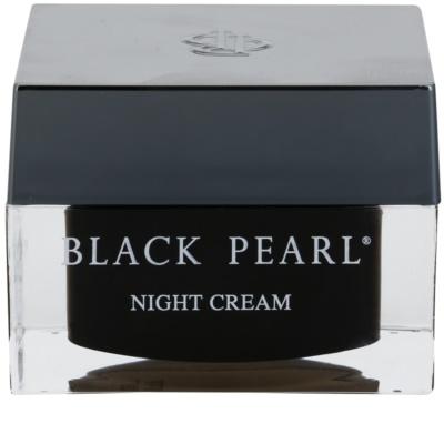 Sea of Spa Black Pearl noční protivráskový krém pro všechny typy pleti