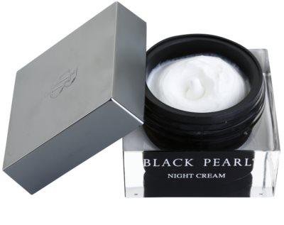 Sea of Spa Black Pearl przeciwzmarszczkowy krem na noc do wszystkich rodzajów skóry 1