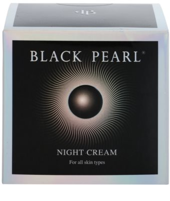 Sea of Spa Black Pearl przeciwzmarszczkowy krem na noc do wszystkich rodzajów skóry 3