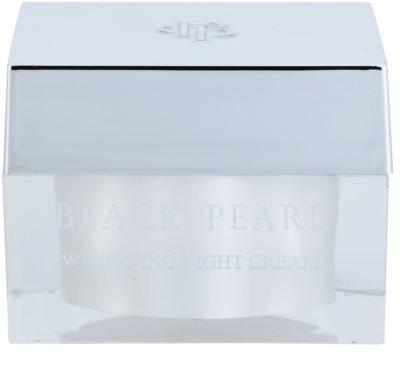 Sea of Spa Black Pearl nočna belilna krema proti pigmentnim madežem