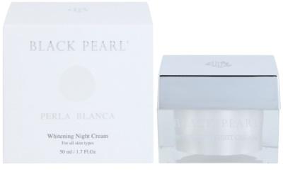Sea of Spa Black Pearl bleichende Nachtcreme gegen Pigmentflecken 2
